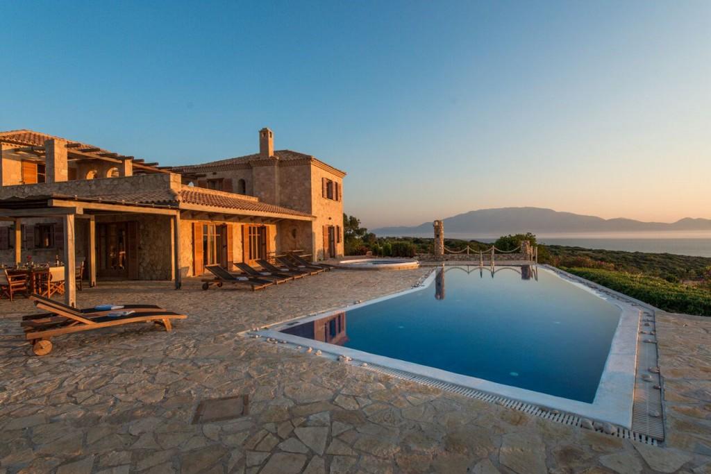 Villa Amphitriti, Zante